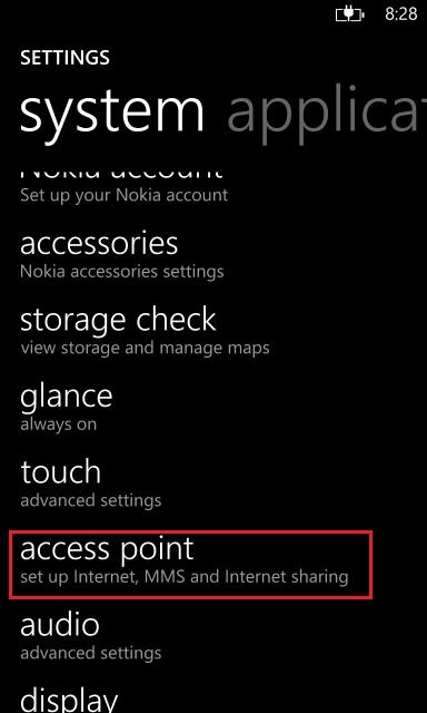 T-Mobile Nokia Lumia 925 on Straight Talk (AT&T Network